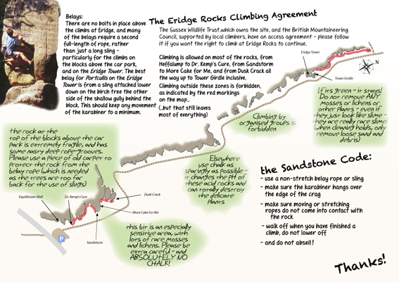 Eridge climbing-2